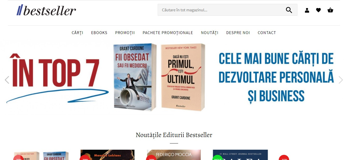 Editura Bestseller